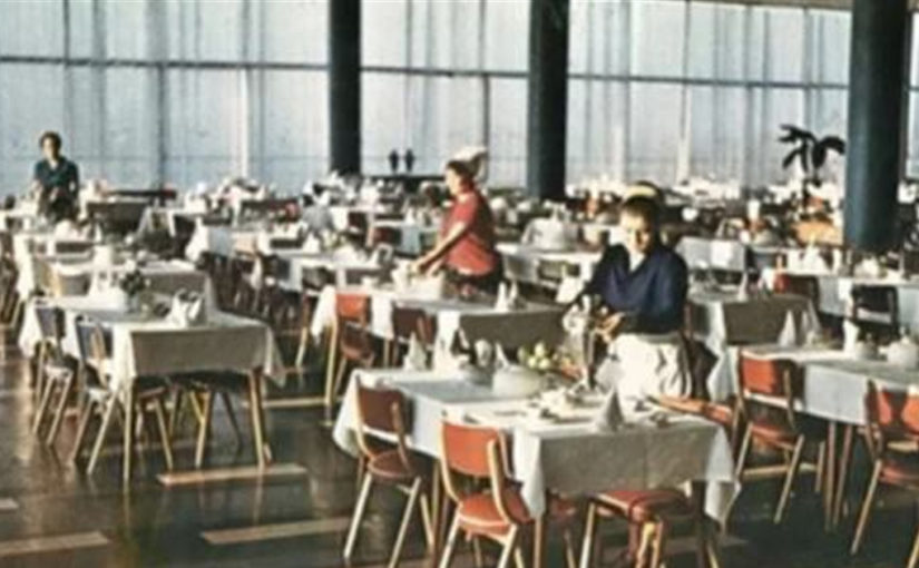 Цены в ресторанах во времена СССР