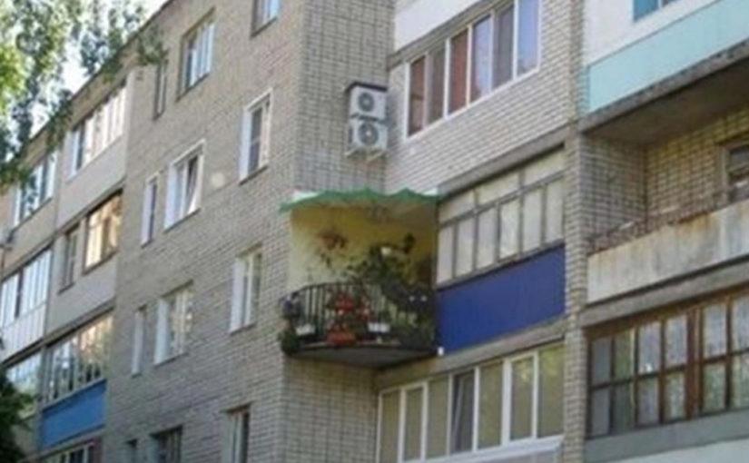 Необычные расширения балконов