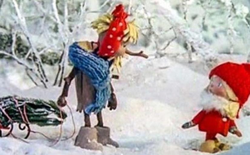 14 новогодних советских мультиков, которые на одном дыхании смотрим мы и наши дети