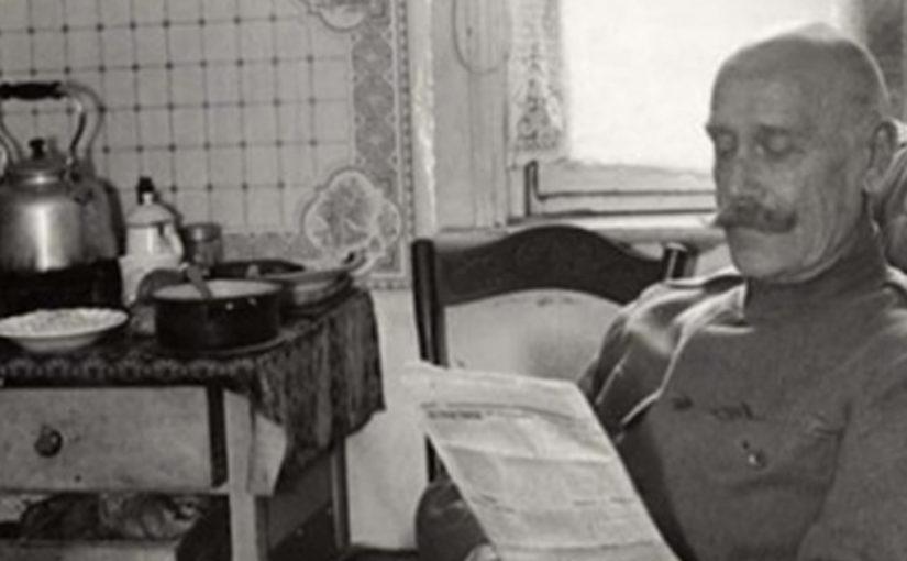 Жизнь русских эмигрантов в фотографиях